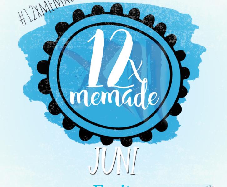 Logo 12xMemade Juni-Fazit