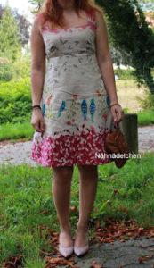 Japan Kleid – endlich fertig