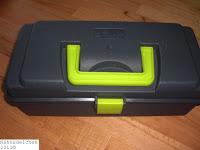 Foto der Werkzeugkiste für Nähwerkzeug