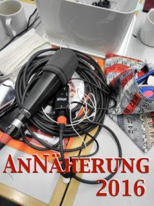 Podcast Special 2: AnNäherung Bielefeld 2016 von und mit der wunderbaren Chrissy
