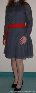 Begleitpersonen-Kleid: Fazit