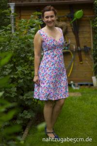 Schwesternhochzeit: mein Hochzeitsgastkleid fürs Standesamt