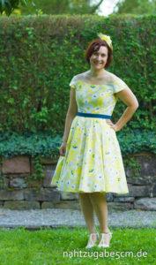 Schwesternhochzeit: mein Hochzeitsgastkleid für die Kirche