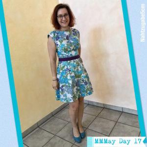 MeMadeMittwoch im Anna Dress