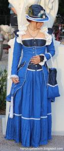 """Steampunk Outfit: der """"Auftritt"""" (Teil 9)"""