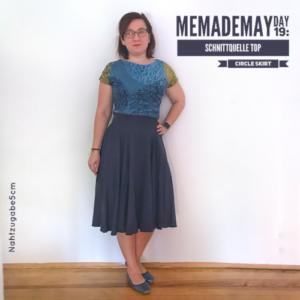 MeMadeMay Tag 19